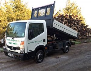 kiln dried logs for delivery in witney
