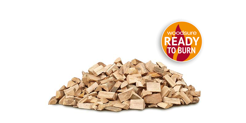 kiln dried logs - 1m³
