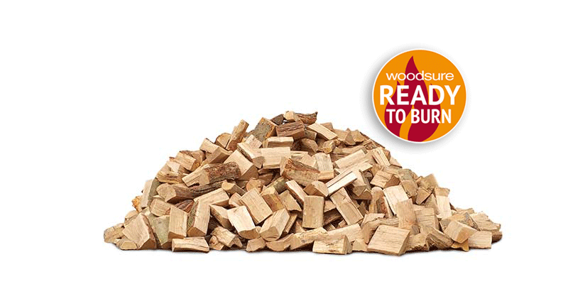 kiln dried logs - 2m³