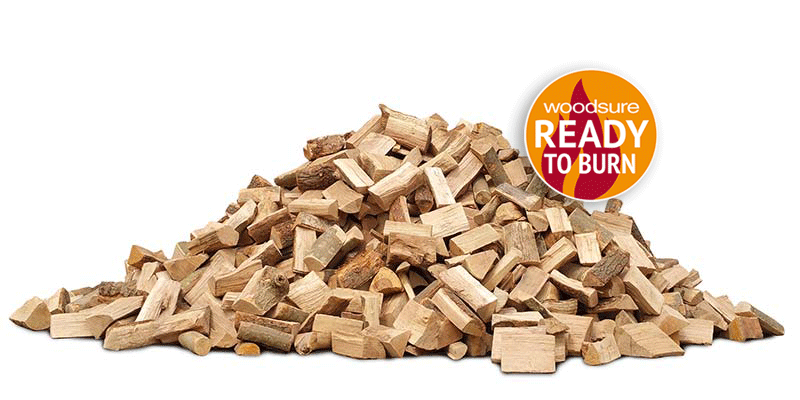 kiln dried logs - 3m³