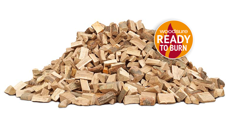 kiln dried logs - 4m³