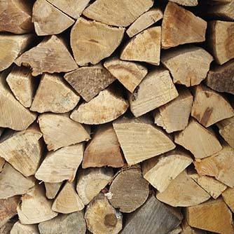 Log stacking service