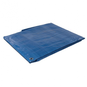 Tarpaulin to protect your log delivery