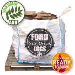 Kiln Dried Ash - Bulk Bag