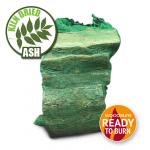 Kiln dried ash logs 10kg bag