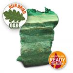 Netted 10kg bag of Kiln Dried Oak