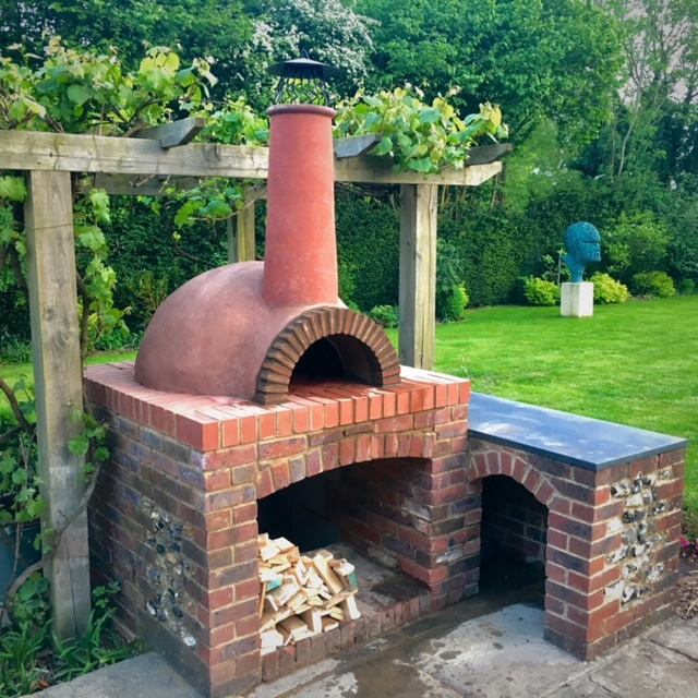 bespoke pizza oven in Oxfordshire